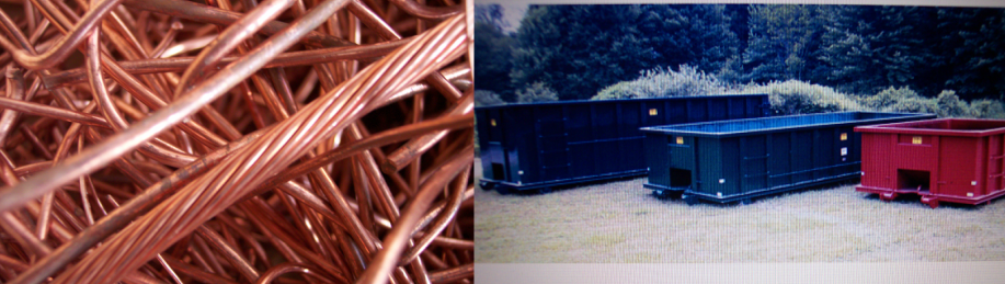 RJ METAL RECYCLE ROLL OFF CONTAINERS AND MINI STORAGE RJ METAL
